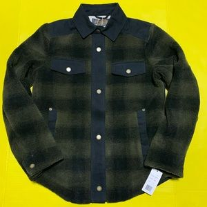 Pendleton ombré green jacket men's small